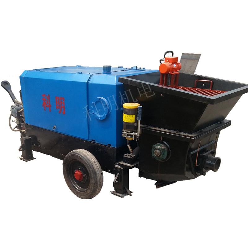 KBS全液压泵送湿喷机
