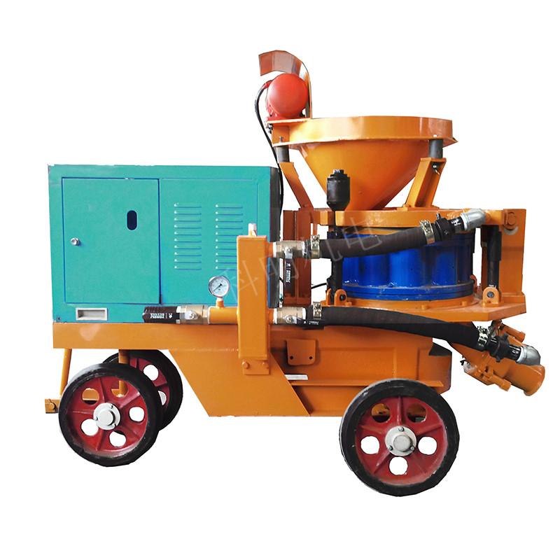 KPZ电动型混凝土喷浆机