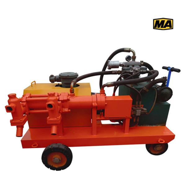ZBYS矿用双液变量注浆泵