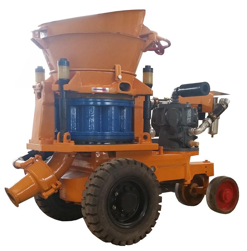 KPZ气动型混凝土喷浆机