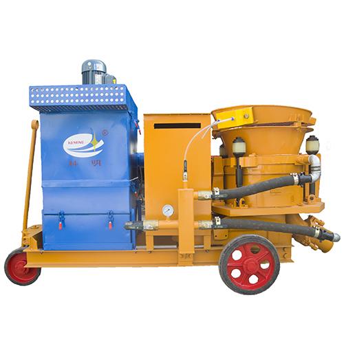 KCPZ(工程)除尘式混凝土喷射机